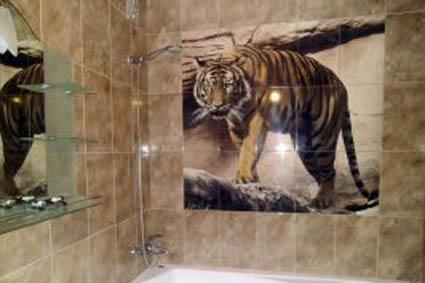 Фотоплитка для ванной комнаты