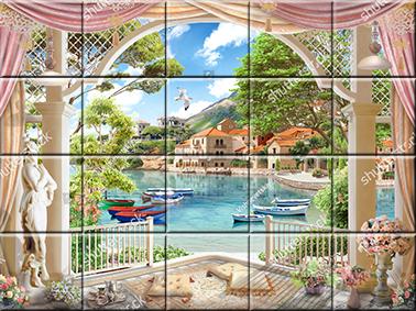 Фотопанно «Fresco» артикул 355176284V