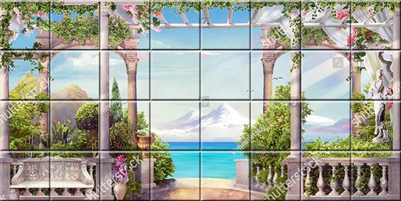 Фотопанно «Fresco» артикул 437837380V