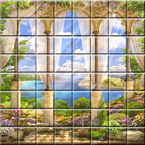 Фотопанно «Fresco» артикул 523280122V