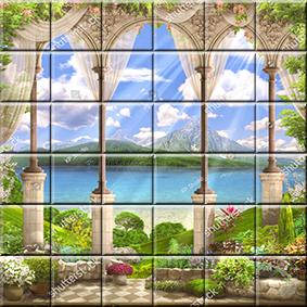 Фотопанно «Fresco» артикул 523314799V