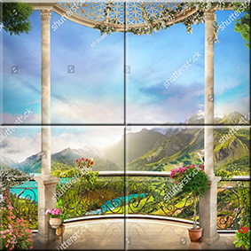 Минипанно «Fresco» артикул 527882737