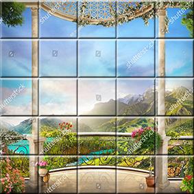 Фотопанно «Fresco» артикул 527882737V