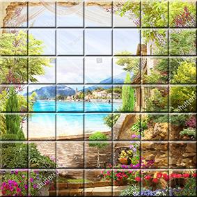 Фотопанно «Fresco» артикул 532126663V