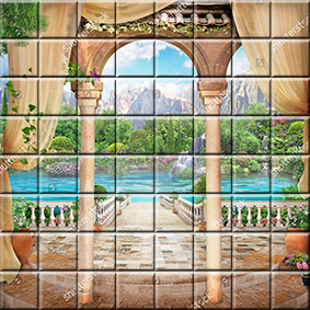 Фотопанно «Fresco» артикул 577361470V