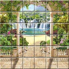 Фотопанно «Fresco» артикул 677135971V